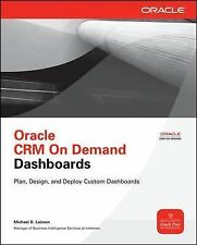 Oracle CRM On Demand Dashboards (Oracle Press)