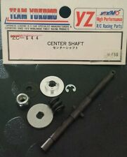 VINTAGE TEAM YOKOMO RC YZ-10 870C CENTER SHAFT W/TORQUE PLATE & HUB ZC-644
