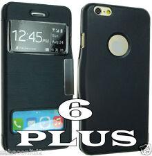 Pour Apple iPhone 6 plus 5.5 Slim Smart Magnétique Flip Portefeuille cuir couverture cas