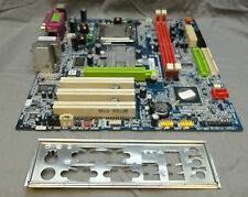 Gigabyte GA-8VM800PMD-775-RH Socket 775 Motherboard With I/O Plate & Processor