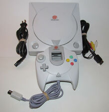 Sega Dreamcast Console System Bundle HKT-3020 *NEW CLOCK BATTERY*  Fast Shipping