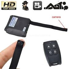 HD Module SPY Hidden Camera Video MINI DVR Motion Detection Remote Control SWTG
