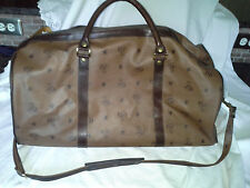 Amazing Vintage Bodenschatz Design Carry On Over Night Suitcase Classic Piece