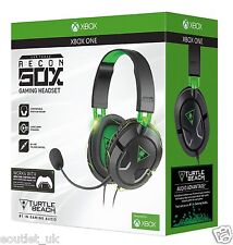 Turtle Beach Ear Force Recon 50X Cuffie per Xbox One & Uno S ED Gioco