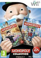 Monopoly Collection Nintendo Wii * NEW SEALED PAL *