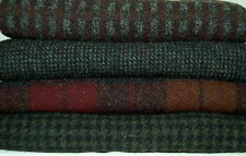 """HAND DYED RUG HOOKING WOOL Mill-Dyed ~ """"BLACK MAGIC"""""""