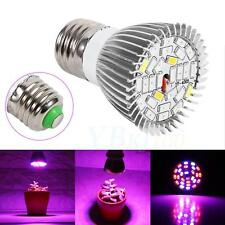 E27 8W 28LED 85V-265V Plant Flower Growing Light Lamp Bulb Full Spectrum