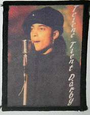 TERENCE TRENT DARBY Original Vintage 80`s/90`s Printed Sew On Patch not shirt lp