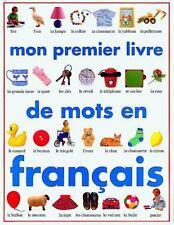 Mon Premier Livre de Mots en Francais (French Edition)-ExLibrary