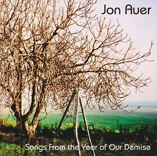 cd-album, Jon Aver - Songs From The Year Of Our Demise