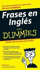 Frases en Ingles para Dummies (Spanish Edition)-ExLibrary