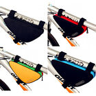 Roswheel Triangle Cycling Bike Bicycle Front Tube Frame Pouch Bag Holder Saddle