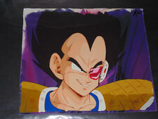 Dragonball Z Dragon Ball Z Vegeta with scouter *RARE* anime cel
