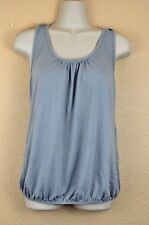 Kimichi Blue L Tank Top Boho Shirt Colorful Thread Urban Outfitters Summer