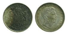 pcc1359_52) ROMANIA 200 LEI 1942 ARGENTO SILVER