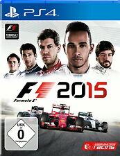 F1 2015 - Sony PlayStation 4 - PS4 Spiel