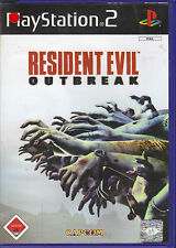 Resident Evil - Outbreak ( PlayStation2 )