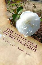 The Little Book of BIG Thoughts -- Vol. 4 by Karen Anderson (2013, Paperback)