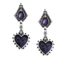 GENUINE Alchemy Gothic Earrings - Mirror Of The Soul | Ladies Fashion Jewellery