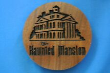 Disney's The Haunted Mansion Refrigerator Magnet Wood American Made/ Homemade