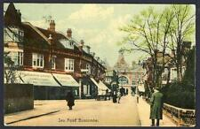 D 758....  Sea Road , Boscombe , Dorset . Dated 1909