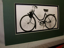 1948 Solex Velosolex French Motorcycle Exhibit From special airmail offer