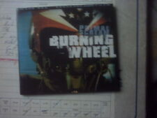 PRIMAL SCREAM unplayed single BURNING WHEEL/B.WHeel(remix)/HAMMOND/Higher(orig)