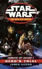 Agents of Chaos I: Hero's Trial (Star Wars: The New Jedi Order,...  JAMES LUCENO