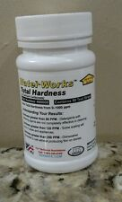 50ct Water Works Total Hardness Water Test Strips 0-1000ppm ACCURATE