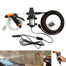 1Set 12V 100W High Pressure Self-priming Electric Car Wash Water Pump Car Washer