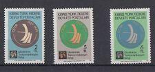 Cipro Turca 1979 cinquantenario comitato consuntivo per le radiotrasmissioni Mnh