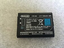 USED OFFICIAL OEM Nintendo 2DS/3DS CTR-003 Rechargeable Battery