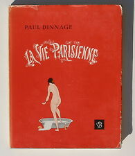 The Girls From La Vie Parisienne by Paul Dinnage 1964 German edition