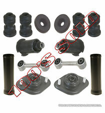 BMW E30 REAR TRAILING CONTROL ARM SUBFRAME SHOCK MOUNT SWAY BAR BUSHING KIT 14