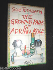 SUE TOWNSEND; The Growing Pains of Adrian Mole 1984-1st, Children's Humour Diary