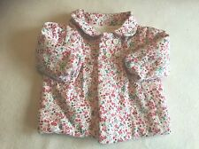 Baby Girls Clothes - Pretty Flowers Jacket