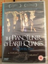 Piano Tuner of Easrthquakes (France,2005) Quay Bros Rare OOP PAL SEALED