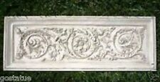 "Gostatue mould plaster,concrete tuscan wall accent abs plastic mold 28""L"