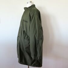 VINTAGE ORIGINAL US ARMY FISHTAIL PARKA WITH LINER M-65 M65 DATED 1978 MEDIUM