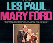 "THE FABULOUS LES PAUL AND MARY FORD 12"" LP (L8384)"