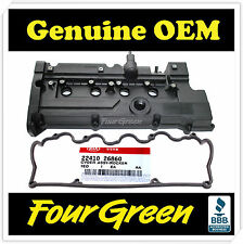 Genuine Engine Valve Cover for Hyundai KIA 06-10 Accent Rio OEM [2241026860]