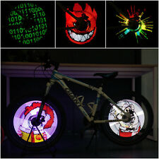 Xuanwheel Bicycle Cycling Bike 96LEDs APP Bluetooth Colorful Whee Spoke Light