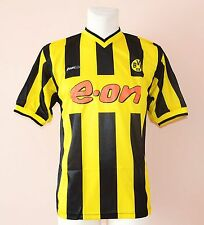 2000 - 2002 BORUSSIA DORTMUND, VINTAGE JERSEY BY GOOOL.DE, MENS SMALL, NEW