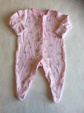 Girls Babygrows - Newborn Next Baby Grow Sleepsuit