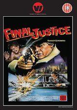 Final Justice [GENUINE DVD REGION 2 PAL DVD 1985]  Joe Don Baker