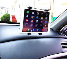 Car Windshield & Desk Top Mount Bracket Holder for iPad air 2/3/4Mini Tablet PC