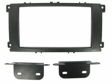 CT23FD07 Car Stereo Double Din Fascia Surround Panel For Ford Mondeo Focus S-Max