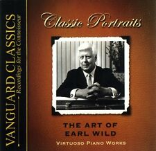 Art Of Earl Wild - Earl Wild (2006, CD NIEUW)2 DISC SET