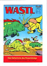 """WASTL Nr. 1  1968 """"Das Geheimnis des Rosenkönigs"""" Bastei wie Suske und Wiske"""