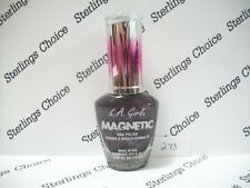 L.A. Girl Magnetic Nail Polish #GNL273 Attract